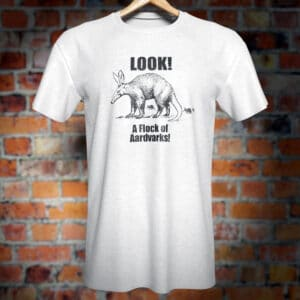 Flock of Aardvarks T-Shirt.